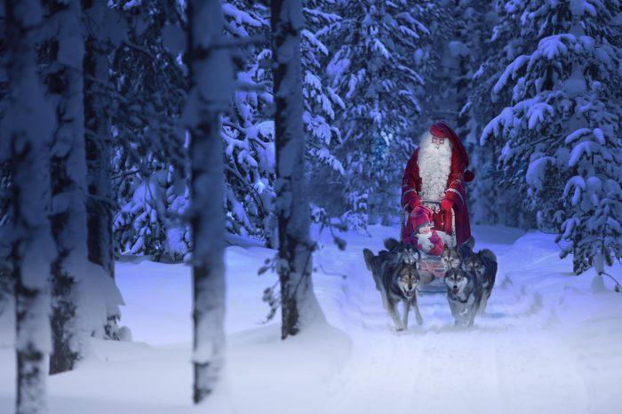 Viaje a Laponia con niños