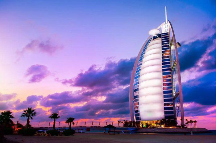 Viaje a Dubai en familia