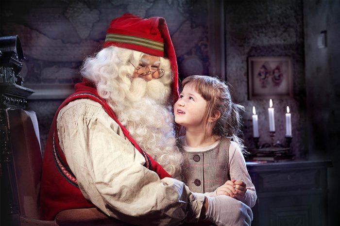 Viaje a Laponia Papa Noel