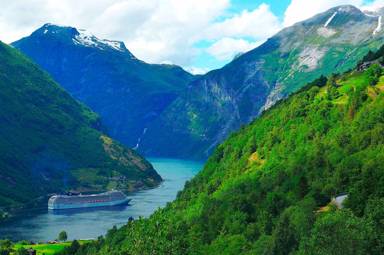 viaje a noruega por los fiordos