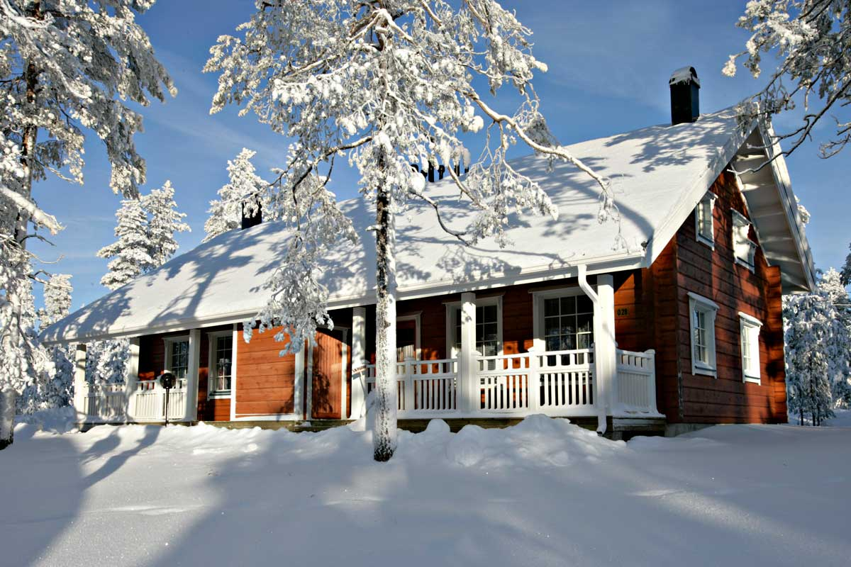 DESNOWTRIPS alojamiento en Laponia