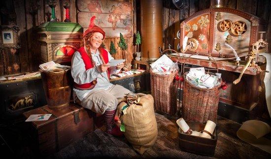 desnowtrips : Laponia Santa Claus en fin de año