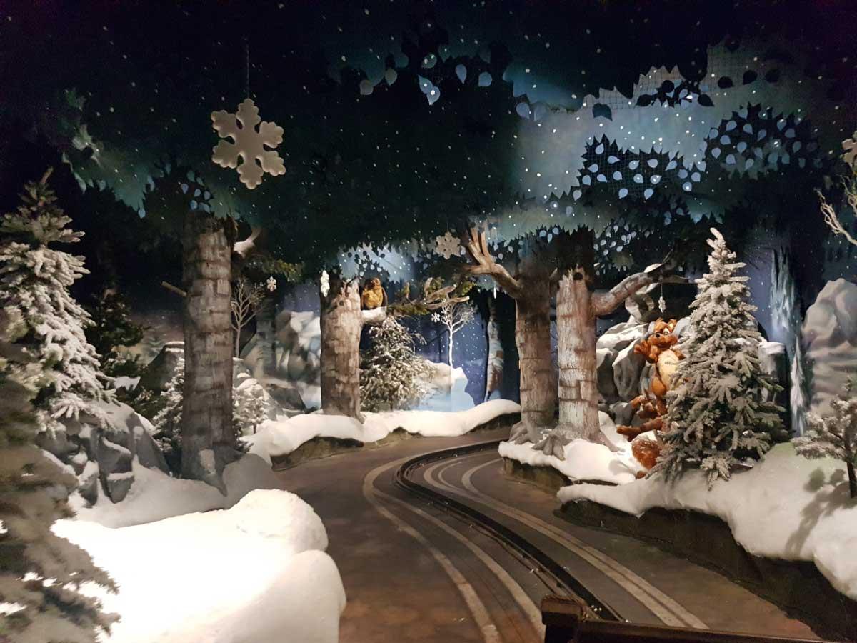 desnowtrips : Laponia Santa Park en fin de año