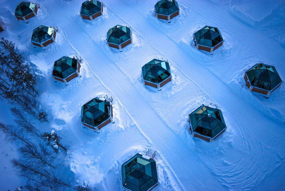 desnowtrips : Laponia año nuevo