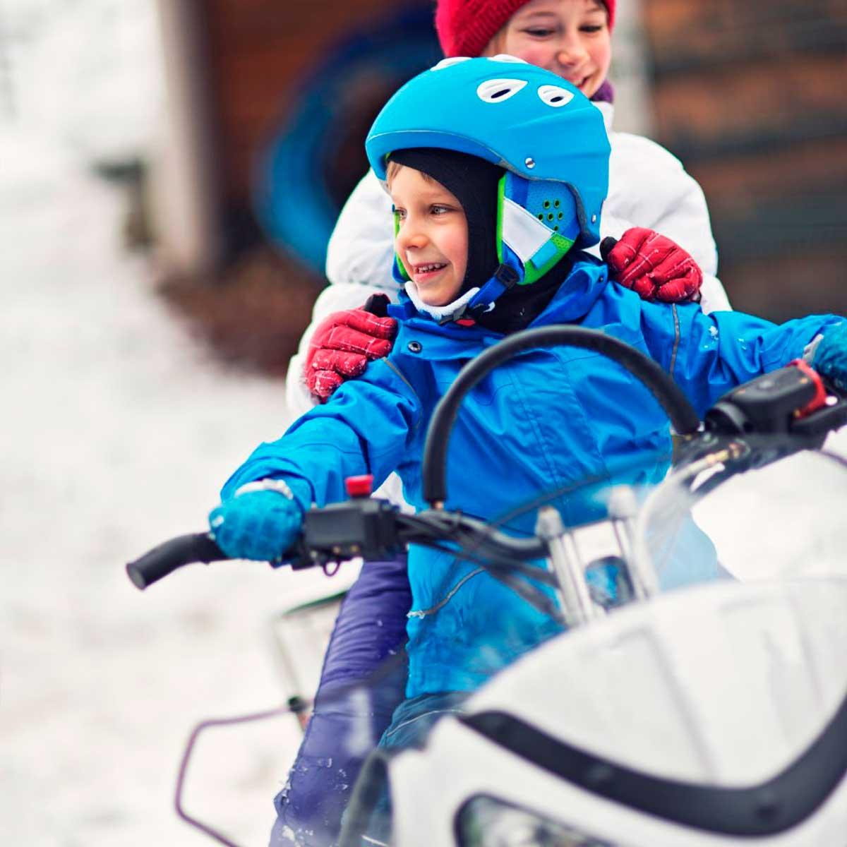 desnowtrips : Laponia con niños