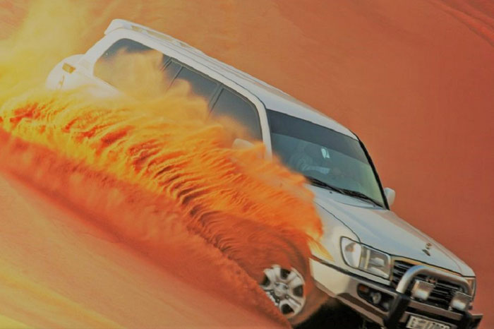 actividades en Dubai