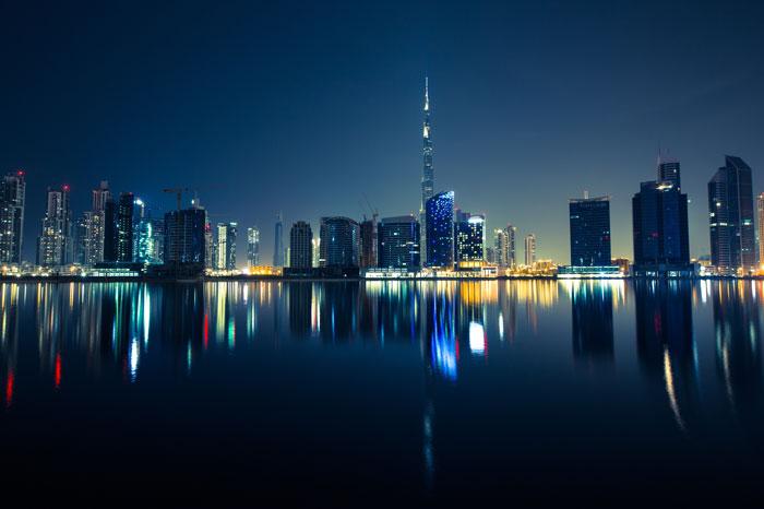 itinerarios en Dubai