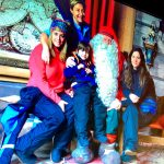 Laponia con Papa Noel